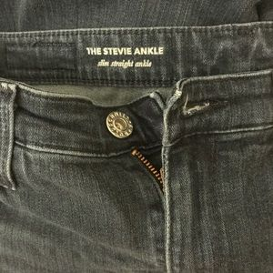 27 AG Stevie Ankle Jeans